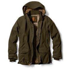 Eddie Bauer Mens Waterproof Shooting Jacket: Clothing in medium I have it...
