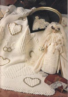 52 Best Crochet Wedding Blanket Images Blankets Crochet Blankets
