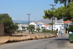 The Village Of Pefkos is a great place to walk around and admire the beauty of the area. Wonderful sea views, a great beach, a stunning village, you can have a great time here! Pefkos Rhodes, Rhodes Beaches, East Coast, Great Places, Greece, Tourism, Island, Vacations, Travelling