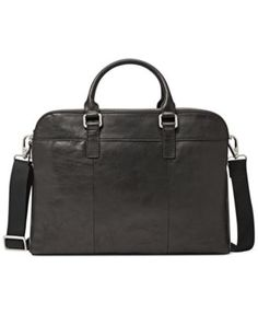 Fossil Mercer Top Zip Workbag