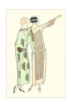 Historical Fashion (Decorative Art) Poster at AllPosters.com
