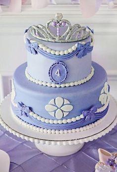 Blog Mãe de Primeira Viagem: 95 Ideias para decoração Festa Princesa Sofia