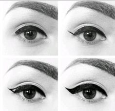 http://makeup-perfection.com . Eye liner ☺  ✿