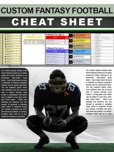The freest, most-intuitive fantasy football draft preparation tool on the Internet.
