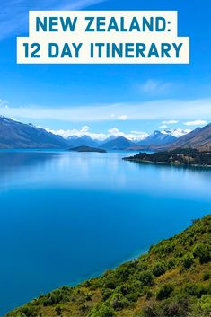 Check out our 12-day New Zealand itinerary, taking us through the North and South Islands! #newzealand #southisland #northisland #newzealanditinerary #12dayitinerary #nz