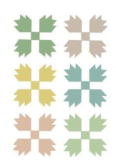 Sarah Renwick textile pattern