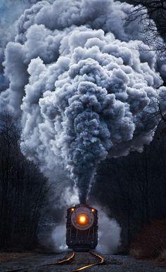 古い汽車への愛が止まらないよ
