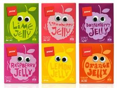 19 New ideas fruit logo cute Kids Packaging, Fruit Packaging, Food Packaging Design, Salads For Kids, Fruits For Kids, Fruit Logo, Fruit Decorations, Fruit Illustration, Cute Fruit