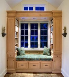 Small reading nook ideas reading room design small and cozy reading Home Libraries, Cozy Nook, Bed Nook, Trendy Home, My New Room, My Dream Home, Small Spaces, New Homes, Decoration