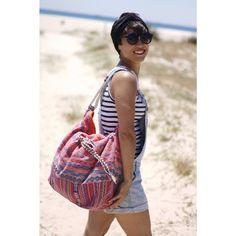 Image of Ethnic Beach Big Bag (2 Colores)