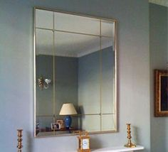 AD3 Art Deco TV Mirror by Overmantels Art Deco Mirror, Living Room Mirrors, Nightingale, Master Bedroom, Tv, Furniture, Home Decor, Master Suite, Decoration Home