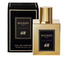 BALMAIN X H&M LIMITED-EDITION FRAGRANCE