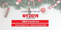 This Christmas make your experience memorable with Crosslinks Money Zero Fee offer. Just apply promo code on every transaction to avail ZERO Fees & send your money at best exchange rates. Exchange Rate, Christmas Makes, Coupons, Zero, How To Memorize Things, How To Apply, Money, Silver, Christmas Diy
