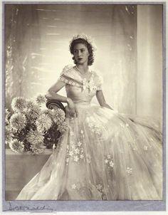 Princess Margaret, Countess of Snowdon in November 1947