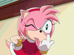 """This is when Amy is about to fall but then Sonic yells""""Amy!"""" and catches her. Description from robstar1fan.blogspot.com. I searched for this on bing.com/images"""