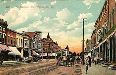 US $9.99 Used in Collectibles, Postcards, US States, Cities & Towns