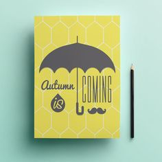 Get your free printable Autumn wall art from grafficalmuse.com