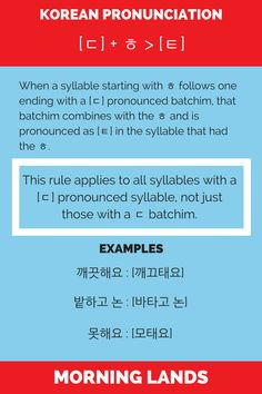 Proper pronunciation is a vital skill you need to master if you want to be easily understood in any language. As in all other languages in the world, there are a quite a few... #LearnKorean #Korean #한국어