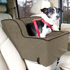 Silla de coche para perro