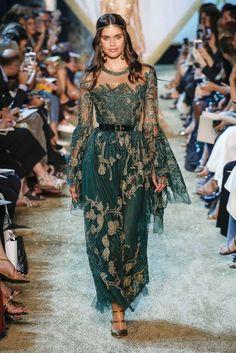 Elie Saab, Outono/ Inverno 2017, Paris, Haute Couture