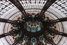 Cúpula Galería Lafayette