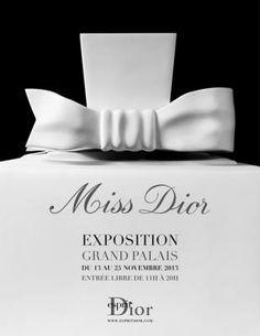 Miss Dior, l'exposition éphémère au Grand Palais