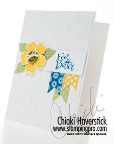 June Stamp-A-Stack #1: Flower Shop & Sassy Salutations - StampingPro.com