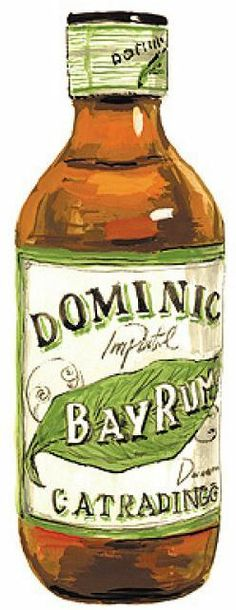 Dominica Bay Rum Aftershave  fb766d20096