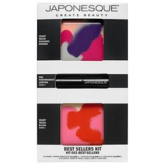 JAPONESQUE® Best Sellers Kit - exclusive to John Lewis