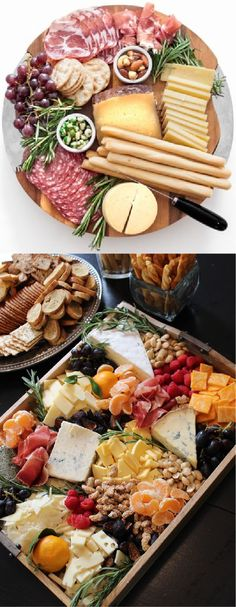 My BEST Recipes >> Way Better Charcuterie Platter - Cooking Recipes 6 Snacks Für Party, Appetizers For Party, Appetizer Recipes, Dinner Parties, Charcuterie Platter, Antipasto Platter, Charcuterie Recipes, Meat Platter, Tapas
