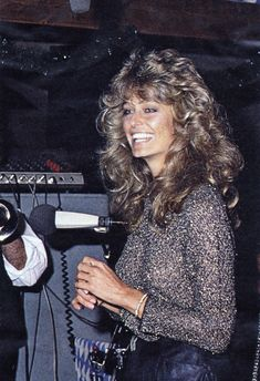 Farrah Fawcett represented the ideal of beauty in 1973. Deenie Fenner's mom dreamed her daughter would land a lucrative modeling contract and become famous, like Farrah Fawcett.