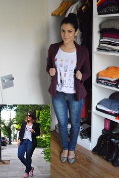 Não é make, mas é demais: blogs de moda/look do dia