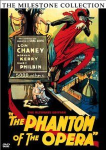 Silent Movie Poster: Lon Chaney, Phantom of the Opera Horror Movie Posters, Classic Movie Posters, Classic Horror Movies, Movie Poster Art, Horror Films, Cinema Posters, Old Movies, Vintage Movies, Vintage Posters