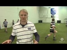 The former Auckland Blues, Clermont Auvergne and now Leinster coach, delivers an attacking fundamentals training session. The session focuses on bringing the. Rugby Drills, Rugby Coaching, Rugby Training, Rugby League, Schmidt, Blues, Sports, Mens Tops, Youtube