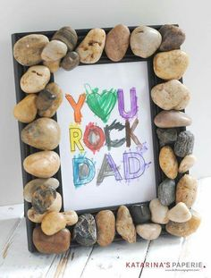 A great gift idea for Father's day would be something that the kids have made for themselves. This selection of nine awesome Father's day crafts for kids will provide plenty of inspiration and there is something for everyone regardless of age. The kids wi Daycare Crafts, Toddler Crafts, Easy Crafts For Toddlers, Crafts With Kids, Camping Crafts For Kids, Kids Diy, Summer Crafts, Holiday Crafts, Crafts To Do