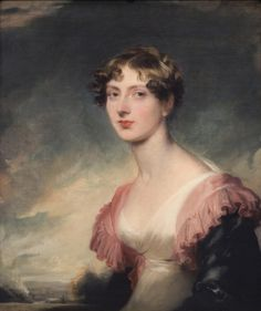 Mary, Countess of Plymouth Sir Thomas Lawrence Oil on canvas c. 1817