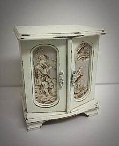 Home Decor Items, Decorative Items, Upcycle, Shabby, Chic, Creative, Painting, Furniture, Shabby Chic