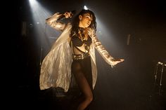 FKA twigswith BOOTSFine Line Music Cafe, MinneapolisFriday, November 14, 2014FKA twigs performed two shows in the Twin Cities over the...