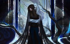 [The song of snow lands by anndr on DeviantArt]