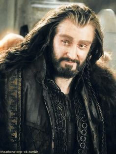 Thorin Ⅱ Oakenshield -the battle of the five armies-  source [x]
