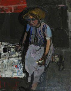 Your Paintings - Joan Kathleen Harding Eardley paintings Modern Art Paintings, Your Paintings, Face Paintings, Painting People, Figure Painting, Gouache, Aberdeen Art Gallery, Portraits, Portrait Paintings