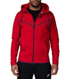 ddcaa5535a  120 - Nike Men s Tech Fleece Windrunner Hero Full-Zip Jacket Hoodie (Size  2XL