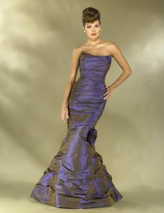 Paula Varsalona Special Event Gown