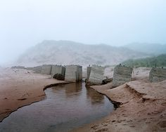 WW2 Coastal defences  Marc Wilson Newburgh I, Aberdeenshire, Scotland