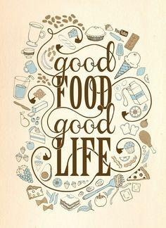 Goed eten, goed leven