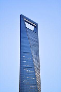 The Shanghai World Financial Center (SWFC)