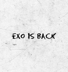 06. 09. 16 ▶ They're coming back.