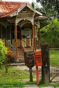 Old Sangre Grande Post Office,Trinidad