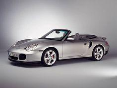 Porsche 911 Turbo Cabrio (996) #coches #cars