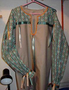 Native American Handmade Ribbon Shirts